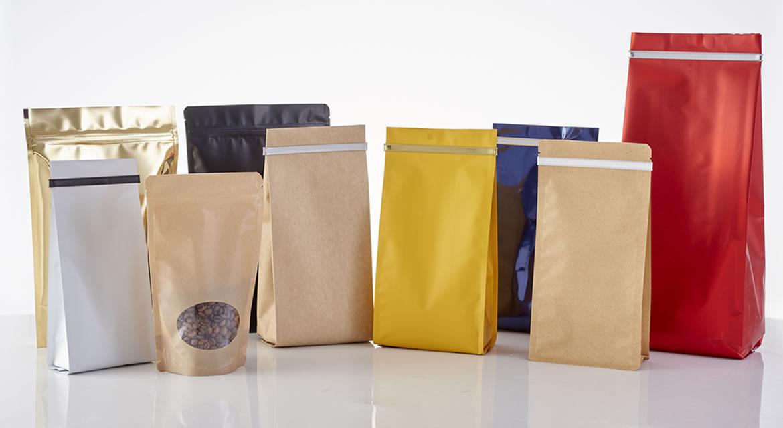 1d7731455 Lamitec bolsas sin impresión para café con válvula de frescura y ...