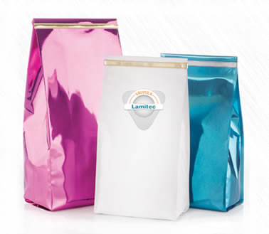 Unprinted bags